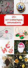 20 diy christmas ornaments to make your tree one of a kind
