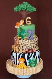 Super Festa Safari - 60 inspirações de decoração infantil | Pinterest  #MG87