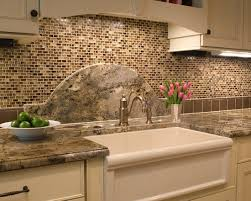ideas for kitchen backsplashes with granite countertops home