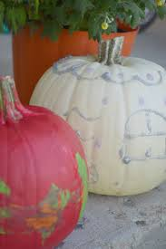 a safe alternative to carving paint your pumpkins babycenter blog