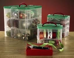 best ornament storage containers