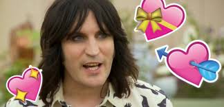 best hair for wide nose five reasons why noel fielding is the best part about the bake off