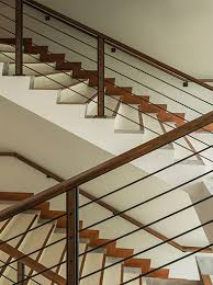 Contemporary Handrails Homepage Stair Solution