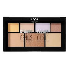 nyx colour correcting concealer palette nyx 3c palette color correcting concealer let s