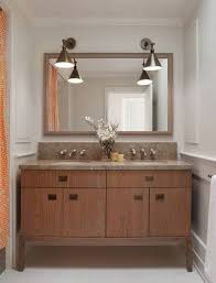 bathroom traditional bathroom lighting ideas modern double sink
