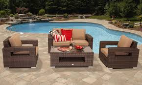 Patio Furniture With Sunbrella Cushions Beautiful Sunbrella Patio Furniture Residence Decorating