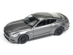 Mustang With Black Rims Auto World 2017 Ford Mustang Gt Metallic Gray With Black Rims 1