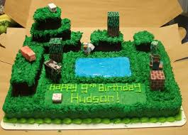 the 25 best easy minecraft cake ideas on pinterest cake