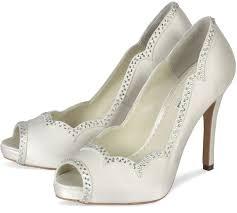 ivory satin wedding shoes ivory satin wedding shoes wedding accessories