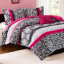 Free Bed Sets Pink Comforter Sets Mizone Set Zebra Free Shipping 12