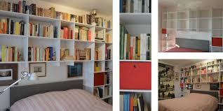 librerie muro libreria a muro okap祠 mobili su misura