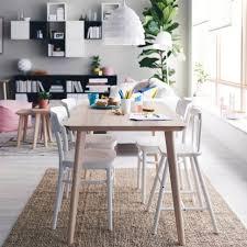 ikea dining room ideas soft blue light sofa vertical folding
