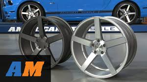 lexus wheels on mustang mustang vossen cv3 wheels 2005 2014 all review americanmuscle