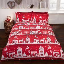 Flannelette Single Duvet Cover Flannelette Sheets U0026 Pillowcases Ebay