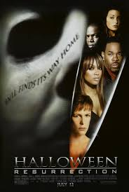 halloween resurrection poster july 12 2002 halloween daily news