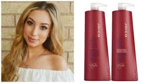 review joico color endure violet shampoo u0026 conditioner youtube