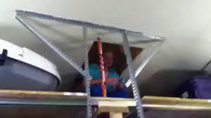 garage storage loft attic reclaim you home u0027s unused spaces