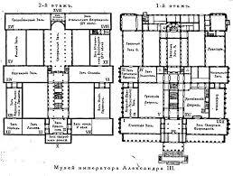 Museum Floor Plan File Alexander Iii Museum Floor Plan 1915 Jpg Wikimedia Commons
