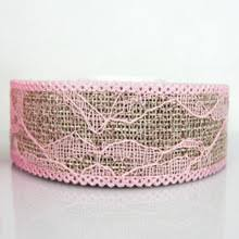 burlap and lace ribbon compare prices on polyester burlap online shopping buy low price