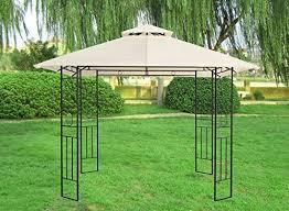 Argos Gazebos And Garden Awnings Steel Frame Gazebo Amazon Co Uk