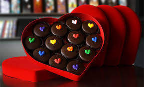 valentines day chocolate give the gift of s day chocolate the chic