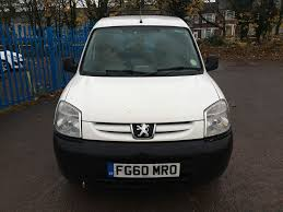 peugeot partner 2006 peugeot partner 1 6 hdi exclusive motors south wales