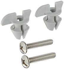 Kohler Toilet Seat Colors Kohler Toilet Seat Hardware Assembly Pack 1239016 Amazon Com