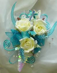 white corsages for prom turquoise corsage for prom corsages in pasadena tx