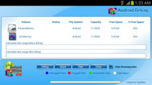 android defrag free free android app android freeware - Defragmenter For Android Phone