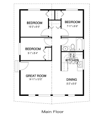 3 bedroom house plans yes you can a 3 bedroom tiny house 768 sq ft one for an