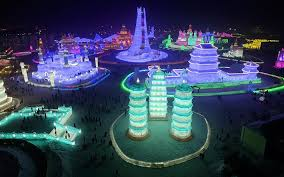 harbin snow and ice festival 2017 harbin international ice and snow sculpture festival in pictures