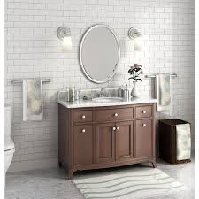 48 single sink vanity with backsplash lanza florence 48 inch marble single sink vanity free shipping