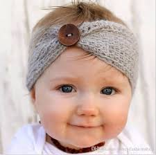 baby hairbands mix baby wool headbands knitted caps headband kids crochet hair