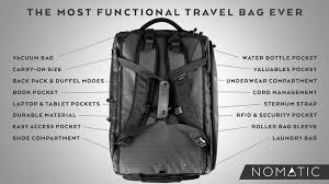 Georgia travel bags for men images The nomatic travel bag by jon richards jacob durham kickstarter jpg