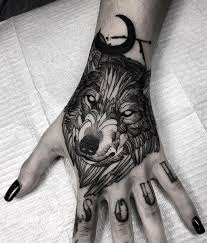 wolf tattoos archives inkstylemag