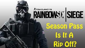 8 Ways Dust Line Dlc Improves Rainbow Six Rainbow Six Siege Season Pass Rip