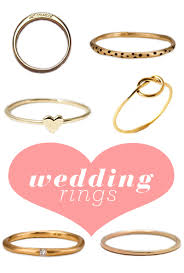 new york wedding bands simple wedding rings a cup of jo