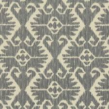 ivory upholstery fabric grey ikat upholstery fabric by the yard dark grey textured