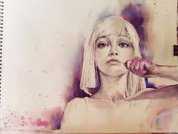 Chandelier Sia Dance Chandelier Sia By Thitika On Deviantart