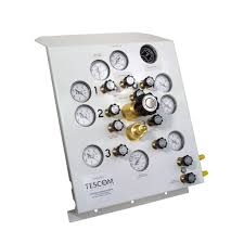 tescom pressure control system capabilities