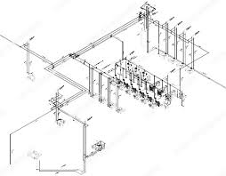 isometric drawing services pipe mechanical plumbing advenser