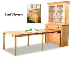 expanding cabinet dining table expanding cabinet dining table gorgeous ideas for expanding dining