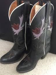 vintage cowboy boot l vintage miss capezio leather cowboy boots capezio west style l 600