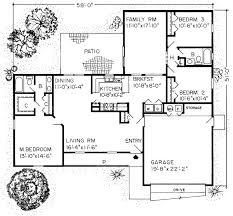 home plans homepw76422 2 454 square feet 4 bedroom 3 1600 sq ft house plans internetunblock us internetunblock us