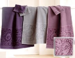 Decorating With Plum Bathroom Decorating Ideas Romantic Gray Purple Color Combination