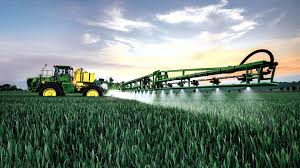 self propelled sprayers john deere australia