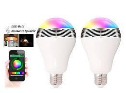 bluetooth music light bulb iphone android bluetooth wireless music led light bulb 12vmonster