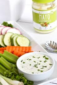 paleo ranch dressing u0026 dip the real food dietitians