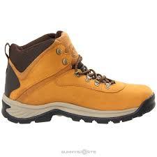 timberland white ledge waterproof hiking boots for men ebay