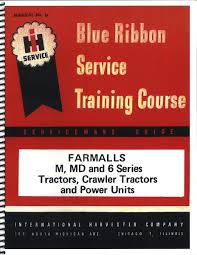 ih blue ribbon service manual case ih parts case ih tractor parts